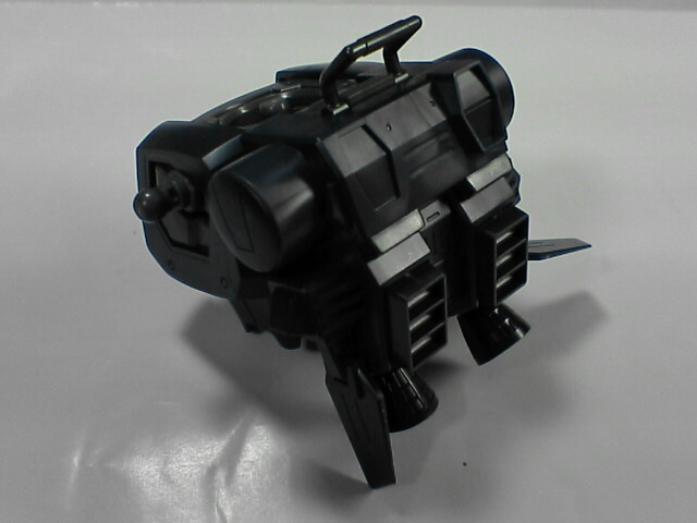 MG 高機動型ザクII MS-06R 黒い三連星 Ver.2.0 ランドセル